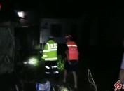 永定抚市:强降雨致使多处村庄受淹 人员被困