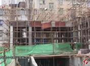 龍巖人民醫院醫技綜合大樓項目加快建設 預計今年6月份封頂