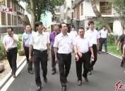 省领导来岩调研农村饮水安全和乡村振兴工作