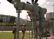 武平:首个110千伏智能变电站建成投运