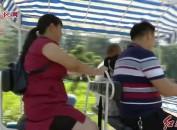 上杭:国庆黄金周 汀江绿道景区喜迎市民游客