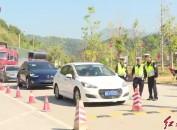 龍巖高速交警支隊六大隊:開展冬季道路事故預防行動 筑牢交通安全防線