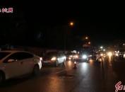 (新春走基层)长汀交警:强化路面交通安全