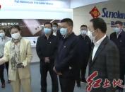 张国旺赴连城县调研