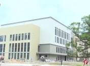 龙岩市西安小学东园校区项目建设顺利进行 预计6月份完工验收