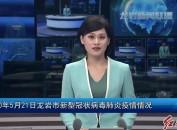 2020年5月21日龙岩市新型冠状病毒肺炎疫情情况