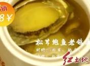 汤臣炖品-松茸鲍鱼老鸽汤