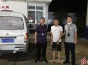 新罗警方破获首起盗窃一次性餐具案