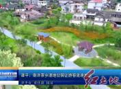 漳平:南洋茶乡湿地公园让游客流连忘返