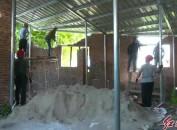 武平:多部门联合依法拆除县城规划区内7处违法建设