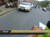 男子准驾不符驾驶未年检车辆跑运输