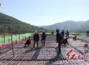 福建聚绅药业有限公司新建制药厂区项目加紧建设