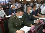 确保民兵整组和国防动员潜力调查任务高质量完成