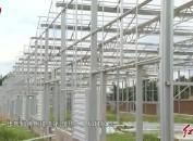 漳平永福:闽台缘花卉展示中心项目建设初具规模 助推乡村振兴高质量发展