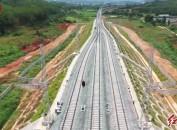 """浦梅铁路连城段开通运营""""倒计时""""  全方位推动老区苏区高质量发展超越"""