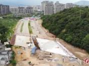龙岩大道二期南段 最新进展