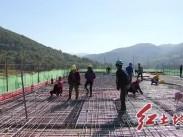 福建聚紳藥業有限公司新建制藥廠區項目加緊建設