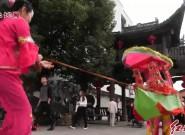 长汀:春节游人如织 好戏连台