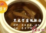 汤臣炖品-黑虎掌菌猪肚汤