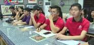 漳平:强化院校互动?农民漆画院迎来闽江学院首批实践学生
