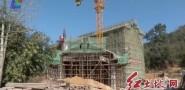 新羅:重點民生工程巖山學校教學綜合樓及附屬設施項目有序推進