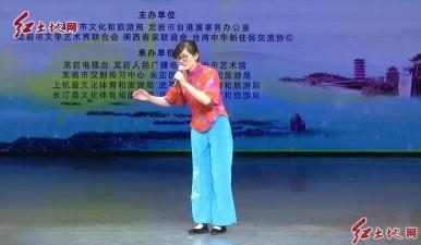 龍巖市首屆海峽兩岸客家話演講比賽舉行