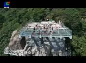 挑战悬空玻璃栈道 共赏中国虎园美景