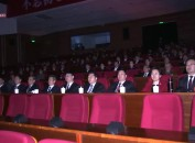 参会代表集中进行大会纪律教育