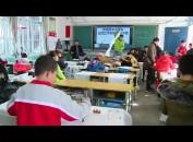 连城:举办规范汉字现场书写大赛 弘扬中华汉字文化