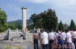 福建省长汀县举办纪念杨成武将军诞辰105周年将军故里文艺采风暨义诊活动