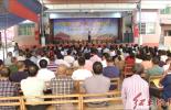 龙岩市永定区红色故事巡回宣讲 党员干部深受洗礼