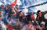 纪念中国工农红军飞夺泸定桥胜利85周年,牢记杨成武将军功绩