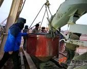 【新時代是奮斗者的時代】中衛南站黃河大橋工程建設者:新春每天三班倒