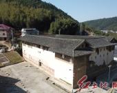 上杭溪口福兴楼 目前全国现存最完整的红军医院旧址