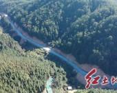 武平县中堡镇——实施兰碧公路道路改扩建 铺就致富路幸福路