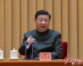 """习近平:实现""""十四五""""时期国防和军队建设良好开局"""