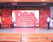 """龙岩人民医院举行庆祝中国共产党成立100周年""""两优一先""""表彰暨""""光荣在党50年""""纪念章颁发大会"""