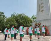福建省连城县冠豸小学举办烈士纪念日活动