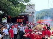 """长汀县多地举行""""六月六""""传统民俗活动"""