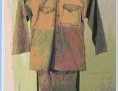 第一套红军军服诞生在闽西长汀