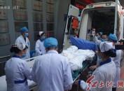 """福建省龙岩人民医院举办""""大批量伤员抢救""""应急演练"""