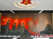 上杭县蛟洋镇自行建设革命历史陈列馆,全力打造党史教育基地