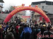 福建武平縣萬安鎮舉辦第五屆魏侃夫傳統民俗文化旅游節