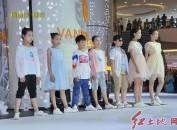 福建龍巖萬寶廣場舉辦第三屆春夏時裝周
