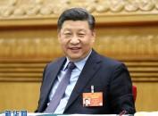 习近平栗战书汪洋王沪宁赵乐际分别参加全国人大会议一些代表团审议