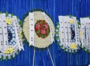 福建永定籍开国将军熊兆仁遗体告别仪式在福州举行