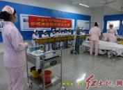 福建龙岩人民医院举办护理岗位技术练兵比赛