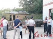 龙龙铁路福建武平段:国庆长假不停歇,征迁动员宣传忙
