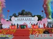 第七届海峡两岸定光佛文化节在福建省武平县举行