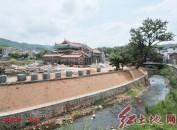 龙岩市永定区合溪乡汤湖村赖文化园项目进展顺利